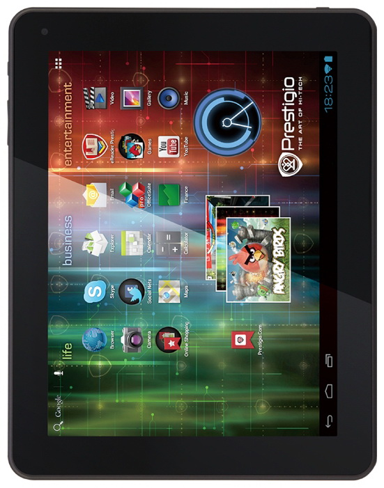Prestigio MultiPad 9.7 Ultra Tablet XP